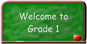 Welcome first grade